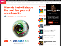 5 trends that will shape the next few years of social media