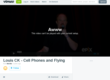 Louis CK - Cell Phones and Flying on Vimeo