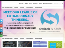 Switch and Shift | Human Side of Business