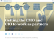 Getting the CMO and CIO to work as partners | McKinsey & Company