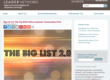 Big List 2.0: The Top B2B Online Customer Communities 2014